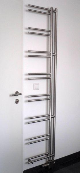 handtuchheizk rper aus edelstahl von va therm germany. Black Bedroom Furniture Sets. Home Design Ideas