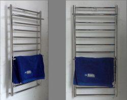 Handtuch Heizkörper Edelstahl poliert