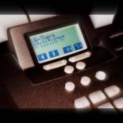 Telefon Display