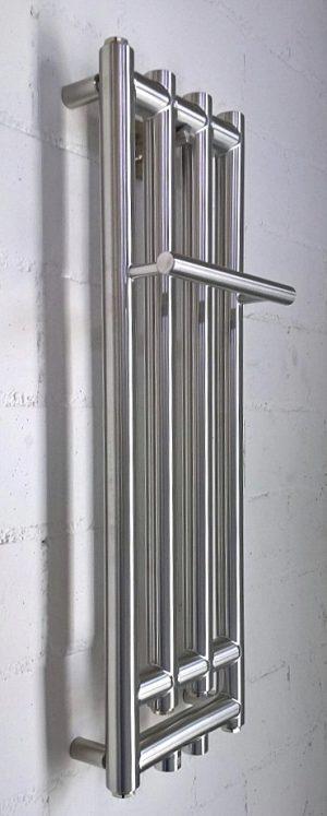 heizkörper für gäste wc mit mittelanschluss, typ iniku