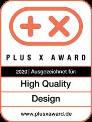 Plus X Award - Design Auszeichnung